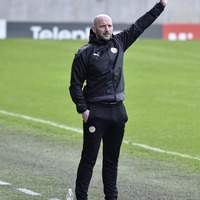 Cliftonville boss Paddy McLaughlin rules himself out of running for Derry City job