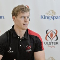 Former Ulster and Ireland rugby star Andrew Trimble 'bottled' singing Amhrán na bhFiann