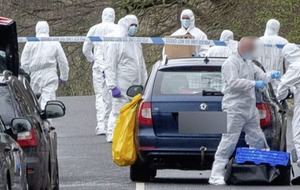 Police arrest two men over attempted murder of PSNI officer in Dungiven