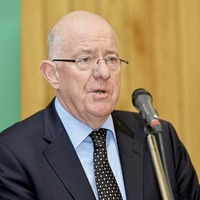 Proinsias De Rossa calls on politicians to 'step back' from the 'explosive' idea of a border poll