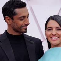 Riz Ahmed and wife Fatima Farheen Mirza among Oscar red carpet royalty