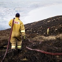 Major blaze on Mourne Mountains 'probably deliberate'