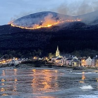 Opinion: Slieve Donard fire should signal a sea change in attitudes to the Mournes