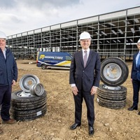 Modern Tyre's new £5.6m division to create 23 jobs in Newry
