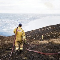 Claire Simpson: Mournes gorse fire exposes our failure to battle climate change