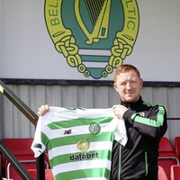 Belfast Celtic raring to go ahead of Carrick cup tie: Stephen McAlorum