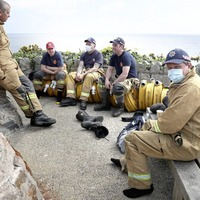 Mourne Mountains blaze started deliberately, says fire service