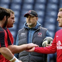 Dan McFarland: Ulster biggest challenge will be taming Leicester Tigers