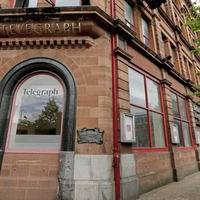 Plaque highlighting Blitz damage disappears from former Belfast Telegraph building