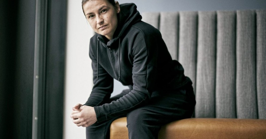 Katie Taylor foe Natasha Jonas promises fireworks in Manchester lightweight title showdown