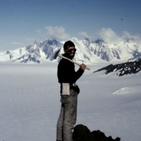 Section of Antarctica named after geologist