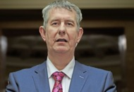 Edwin Poots pulls out of north-south meeting amid speculation he will make a bid for DUP leadership