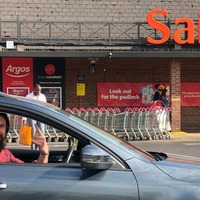 Man completes six-year challenge to park in every space at his local Sainsbury's
