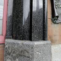 Appeal for the return of plaque commemorating Belfast Blitz