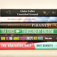 Women's Prize For Fiction shortlist revealed
