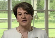 None of the DUP colleagues who moved to oust me have spoken to me since, Arlene Foster says