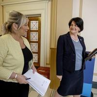I felt sorry for Arlene Foster over DUP revolt, says Michelle O'Neill