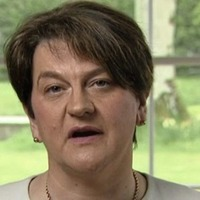 Future will not be found in division, Arlene Foster warns MLAs