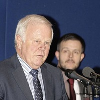 Former Alliance MLA Trevor Lunn joins Ireland's Future