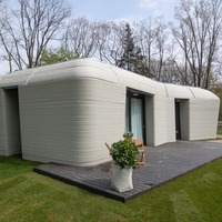 3D-printed home 'like a boulder' expands housing options in Dutch city
