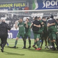 Newington boss Conal McNally unfazed by lack of games ahead of Irish Cup bow