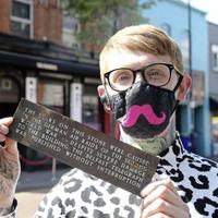 Missing Belfast Blitz plaque found