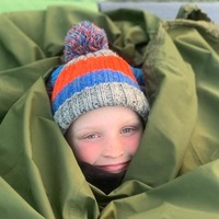 Boy, eight, to sleep in his garden for 100 nights for Captain Tom 100