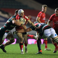 Munster maul Ulster Rugby hopes, visitors outscored by six tries to one