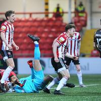 Derry City battle back to beat Bohemians