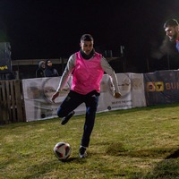 Ramadan midnight football league founder 'delighted' to return to pitch