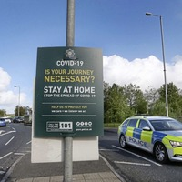 Non-essential cross-border travel must be stopped 'by enforcement if required'