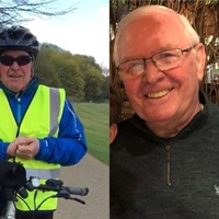 Cancer patient cycles hundreds of miles as public join Captain Tom challenge