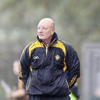 Antrim legend Terence McNaughton relishing task at Dungannon Eoghan Ruadh