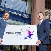 Belfast Chamber is going back to dinner with October business awards bash