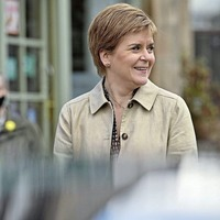 Deaglán de Bréadún: Waves from Scottish election could wash up on our shores