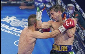Michael Conlan gearing up for Madison Square Garden world title showdown