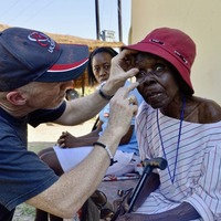 Belfast optometrists set their sights on changing lives in Zimbabwe