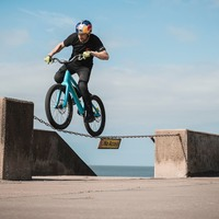 Stunt biker Danny MacAskill releases new tricks video to inspire next generation
