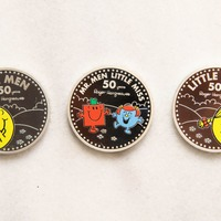 Little Miss Sunshine coin joins commemorative collection