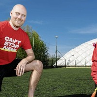 Comedian Paddy Raff appeal to raise £30,000 for Special Olympics athletes