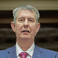 Edwin Poots threatens legal action over NI Protocol