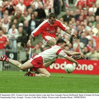 Glory Days... Conor Gormley recalls Tyrone's historic All-Ireland triumph in 2003