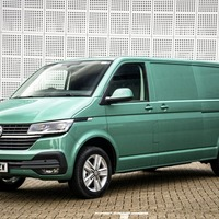 VW delivers for business with zero emission e-Transporter green machine