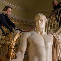 Napoleon statue in London conserved ahead of 200th anniversary of his death
