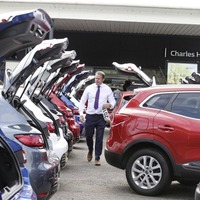 New car sales still well below pre-covid levels, latest industry data shows