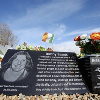 Bobby Sands originally wanted to be buried in Co Mayo but later 'changed his mind'