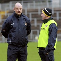 All Antrim's League games should be played at home insists Clare legend Ollie Baker