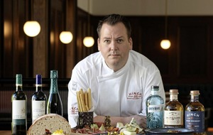 Top chef Leo Small to head new restaurant at Hinch Distillery