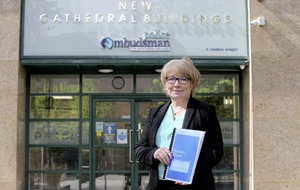"Police Ombudsman Marie Anderson ""emotional"" after meeting relatives of RUC shooting victims"