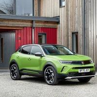 Vauxhall Mokka-e: Going green